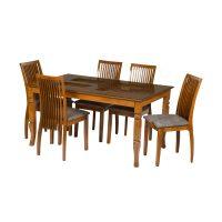 خرید                     ست میز و صندلی ناهارخوری مدل سناتور کد 029