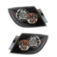 خرید                                     چراغ خطر عقب  مدل 730371 مناسب برای مزدا 3 بسته دو عددی