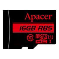 خرید                     کارت حافظه microSDHC اپیسر مدل AP16G کلاس 10 استاندارد  UHS-I U1 سرعت 85MBps ظرفیت 16 گیگابایت