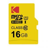 خرید                      کارت حافظه microSDHC کداک مدل Premium Performance کلاس 10 استاندارد UHS-I U1 سرعت 85MBps ظرفیت 16 گیگابایت