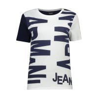 خرید                     تی شرت زنانه آرمانی جینز مدل 3Y5T555JPXZ-1100