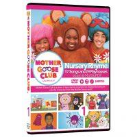 خرید                     فیلم آموزش زبان انگلیسی مادر گوس کلاب 1 انتشارات نرم افزاری افرند