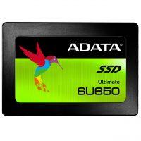 خرید                     اس اس دی ای دیتا مدل SU650 ظرفیت 240 گیگابایت