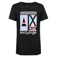 خرید                     تی شرت زنانه آرمانی اکسچنج مدل 3HYTEDYJ16Z-1200