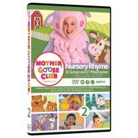 خرید                     فیلم آموزش زبان انگلیسی مادر گوس کلاب 2  انتشارات نرم افزاری افرند