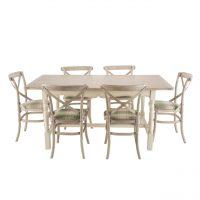 خرید                     میز و صندلی ناهارخوری مدل DR653