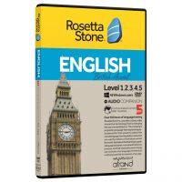 خرید                     نرم افزار آموزش زبان انگلیسی رزتااستون لهجه انگلیسی نسخه 5 انتشارات نرم افزاری افرند
