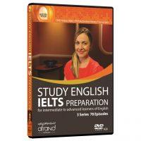 خرید                     فیلم آموزش زبان انگلیسی برای آمادگی آیلتس Study English IELTS انتشارات نرم افزاری افرند