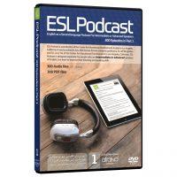 خرید                     نرم افزار صوتی تقویت مکالمه زبان انگلیسی ESL Podcast 1  انتشارات نرم افزاری افرند