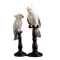 خرید                     مجسمه فردریک لورنز طرح طوطی کد TE1022-3