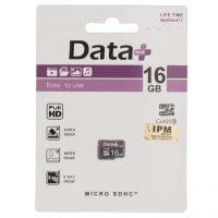 خرید                     کارت حافظه microSDHC دیتاپلاس مدل IPM کلاس 10 ظرفیت 16 گیگابایت