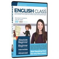 خرید                     فیلم آموزش زبان انگلیسی English Class 101 لهجه آمریکایی انتشارات نرم افزاری افرند