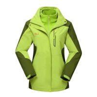 خرید                     کاپشن کوهنوردی زنانه جک ولف اسکین مدل z2