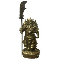 خرید                     مجسمه طرح جنگجو گوان گنگ کد A1