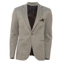 خرید                                     کت تک مردانه کد ۴۵ رنگ طوسی روشن