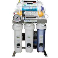 خرید                                     دستگاه تصفیه کننده آب آکوآ اسپرینگ مدل CHROME - FUF10