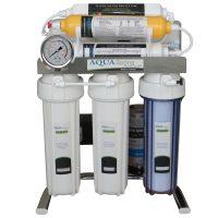 خرید                                     دستگاه تصفیه کننده آب آکوآ اسپرینگ مدل CHROME-A7