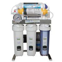 خرید                                     دستگاه تصفیه کننده آب آکوآ اسپرینگ مدل CHROME-A8
