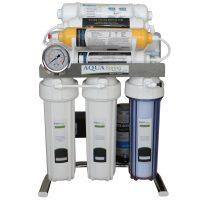 خرید                                     دستگاه تصفیه کننده آب آکوآ اسپرینگ مدل CHROME-AN8