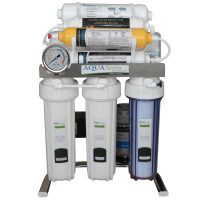 خرید                                     دستگاه تصفیه کننده آب آکوآ اسپرینگ مدل CHROME-SN9