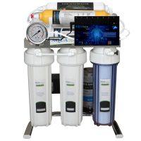 خرید                                     دستگاه تصفیه کننده آب خانگی آکوآ اسپرینگ مدل CHROME-BA7