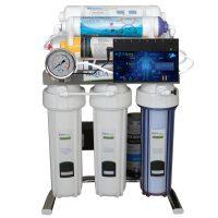 خرید                                     دستگاه تصفیه کننده آب آکوآ اسپرینگ مدل CHROME-BON9
