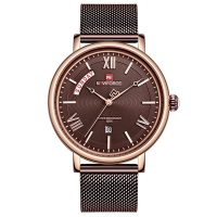 خرید                                     ساعت مچی عقربه ای مردانه نیوی فورس کد NF3006M - GHA-TA
