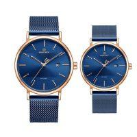 خرید                                     ست ساعت مچی عقربه ای زنانه و مردانه نیوی فورس مدل NF3008G
