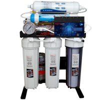 خرید                                      دستگاه تصفیه کننده آب آکوآکلیر مدل BLACK RADIX - A2400