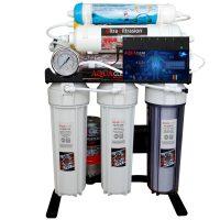خرید                                     دستگاه تصفیه کننده آب آکوآکلیر  مدل  BLACK RADIX - A2800