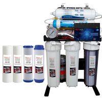 خرید                                     دستگاه تصفیه کننده آب آکوآکلیر مدل BLACK RADIX - A3200