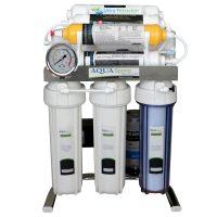خرید                                       دستگاه تصفیه کننده آب آکوآ اسپرینگ مدل CHROME-FS8