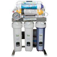 خرید                                       دستگاه تصفیه کننده آب آکوآ اسپرینگ مدل CHROME-FSR9