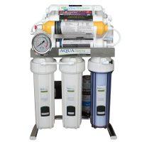 خرید                                       دستگاه تصفیه کننده آب آکوآ اسپرینگ مدل CHROME-FSM9