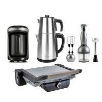 خرید                                     لوازم برقی آشپزخانه کاراجا مدل H4654 مجموعه چهار عددی