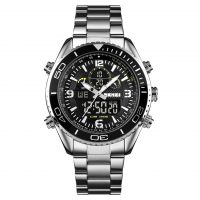 خرید                                     ساعت مچی عقربه ای مردانه اسکمی مدل 1600S