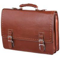 خرید                                     کیف اداری چرم طبیعی کهن چرم مدل L63