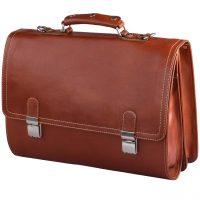 خرید                                     کیف اداری چرم طبیعی کهن چرم مدل L68