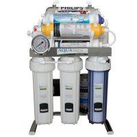 خرید                                     دستگاه تصفیه کننده آب آکوآ اسپرینگ مدل CHROME - FUX10