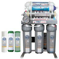 خرید                                     دستگاه تصفیه کننده آب تک مدل CHROME2019 - FT9600 به همراه فیلتر مجموعه 3 عددی