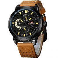 خرید                                     ساعت مچی عقربه ای مردانه نیوی فورس مدل NF9068L/BYBM