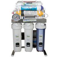 خرید                                     دستگاه تصفیه کننده آب آکوآ اسپرینگ مدل CHROME - FFQ9