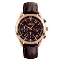 خرید                                     ساعت مچی عقربه ای مردانه اسکمی مدل S9127/Brown