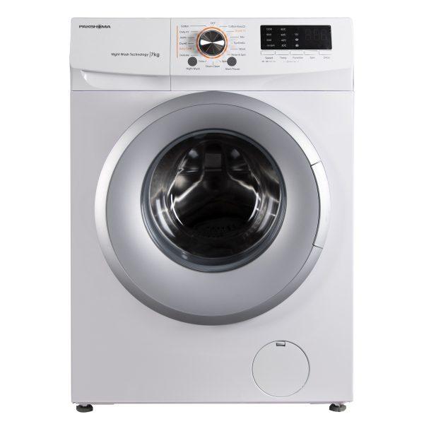 خرید                                     ماشین لباسشویی پاکشوما مدل TFU-73200WS ظرفیت 7 کیلوگرم