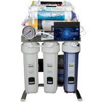 خرید                                     دستگاه تصفیه کننده آب آکوآ اسپرینگ مدل  CHROME - IFUF10