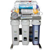 خرید                                     دستگاه تصفیه کننده آب آکوآ اسپرینگ مدل CHROME - FUN9