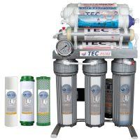 خرید                                     دستگاه تصفیه کننده آب تک مدل   CHROME - FTE9200 به همراه فیلتر مجموعه 3 عددی
