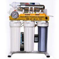 خرید                                     دستگاه تصفیه کننده آب خانگی فارس واتر مدل Classic GOLD UZ