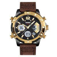 خرید                                      ساعت مچی عقربه ای مردانه اسکمی مدل 1618G