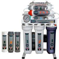 خرید                                     دستگاه تصفیه کننده آب آکوآ کلیر مدل NEW DESIGN2020 - AGX10 به همراه فیلتر مجموعه 3 عددی